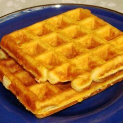 Cheese Waffles