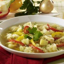 Potato-Sauerkraut Soup