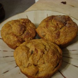 Really Healthy Really Good Sweet Potato Muffins