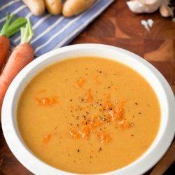 Potato, Leek, and Carrot Soup