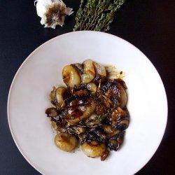Honey-Glazed Onions