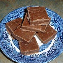 Easy Pudding Fudge recipe