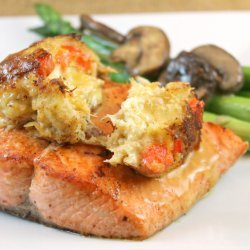 Lemon-Buttered Salmon