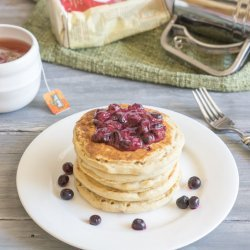 Gluten-Free and Vegan Pancakes