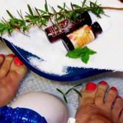 Herbal Foot Soak recipe
