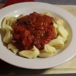 Tomato Sauce - Crock Pot