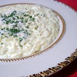 Creamy Small Pasta and Cheese recipe