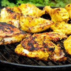 Pan Grilled Chicken