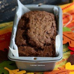 Cake Mix Chocolate Pumpkin Cake