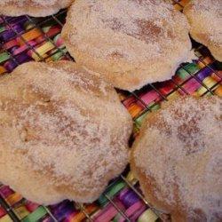 Bizcochos (Mexican Holiday Cookies)