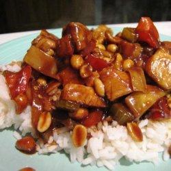 Kung Pao Chicken (Martin Yan)