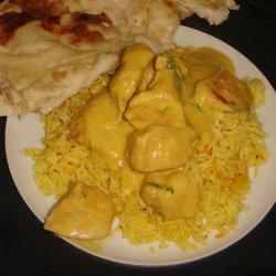 Chicken Pasanda (Indian)
