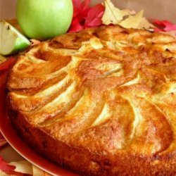 Low Fat Apple Cake Ww