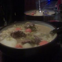 Lydia's Portuguese Beef Stew