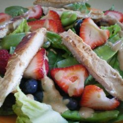 Chicken Berry Salad, Another Version