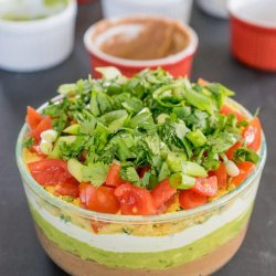Low fat veggie dip recipe