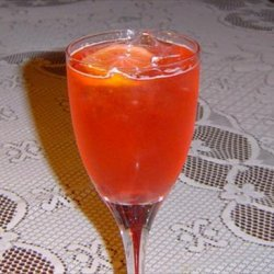 Fizzy Raspberry Citrus Ice Tea recipe
