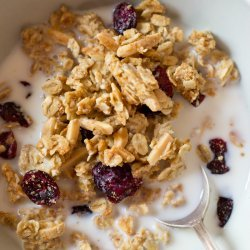 Healthy & Easy Granola