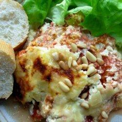 Boxing Day Festive Roast Pumpkin and Cheese Lasagne - Lasagna recipe