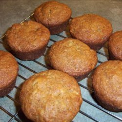 Fig and Banana Walnut Muffins recipe