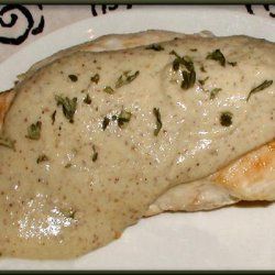 Chicken With Toasted Walnut and Coriander Sauce