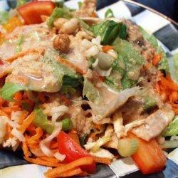 Thai Ramen Chopped Salad