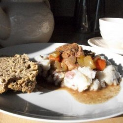 Traditional Irish Guinness Stew