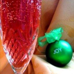 Les Fougere's Christmas Cocktail