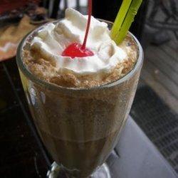 Chocolate Coffee Ice Cream Soda