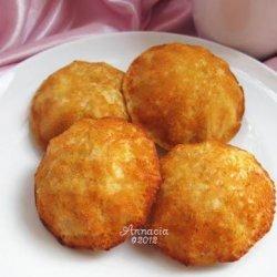 Rhubarb & Ginger Muffins