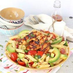 Honey-Mustard Chicken Pasta Salad