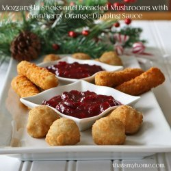 Cranberry Sweet and Sour Sauce