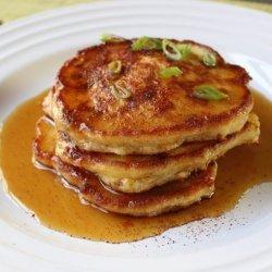 Mancake Pancakes