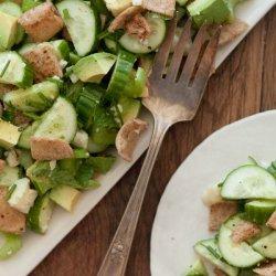 Ranch Style Cucumber Salad