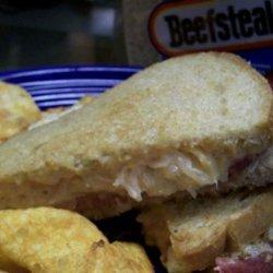 Baked Reuben Sandwich - Nuwave/Flavorwave Ovens