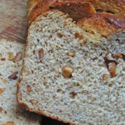 Salted Peanut Bread (for bread machine)