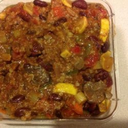 Gelson's Vegetable Chili