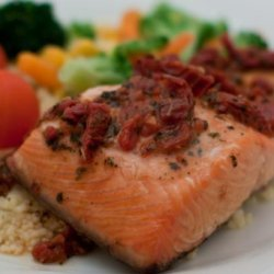 Grilled Cedar-Planked Salmon recipe