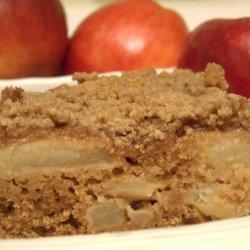 Easy Apple Spice Cake