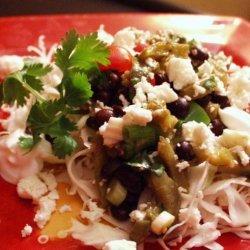 California Cactus Salad