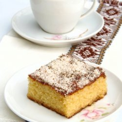 Macedonian Coconut Cake