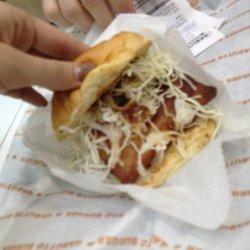 Teriyaki Tofu Burgers