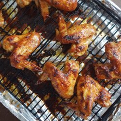 Easy Honey Chicken Wings