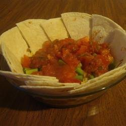 Refried Bean Salad