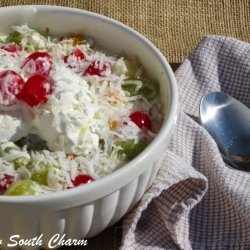 Holiday Ambrosia Salad