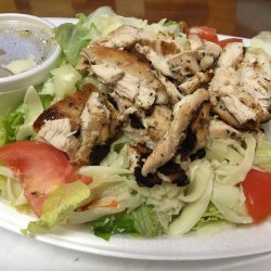 Hot Chicken Salad V
