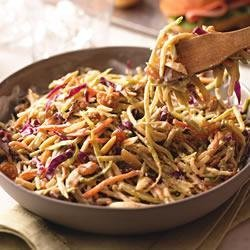 Creamy Asian Slaw recipe