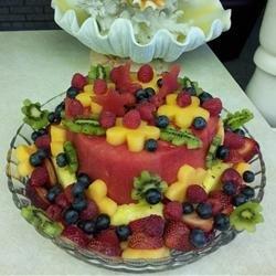 100% Fruit  Cake