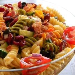 Simple Tasty Pasta Salad