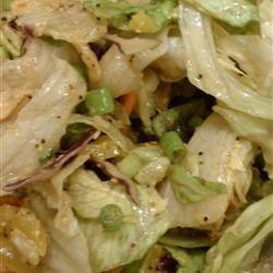 Tomato Onion Salad Dressing